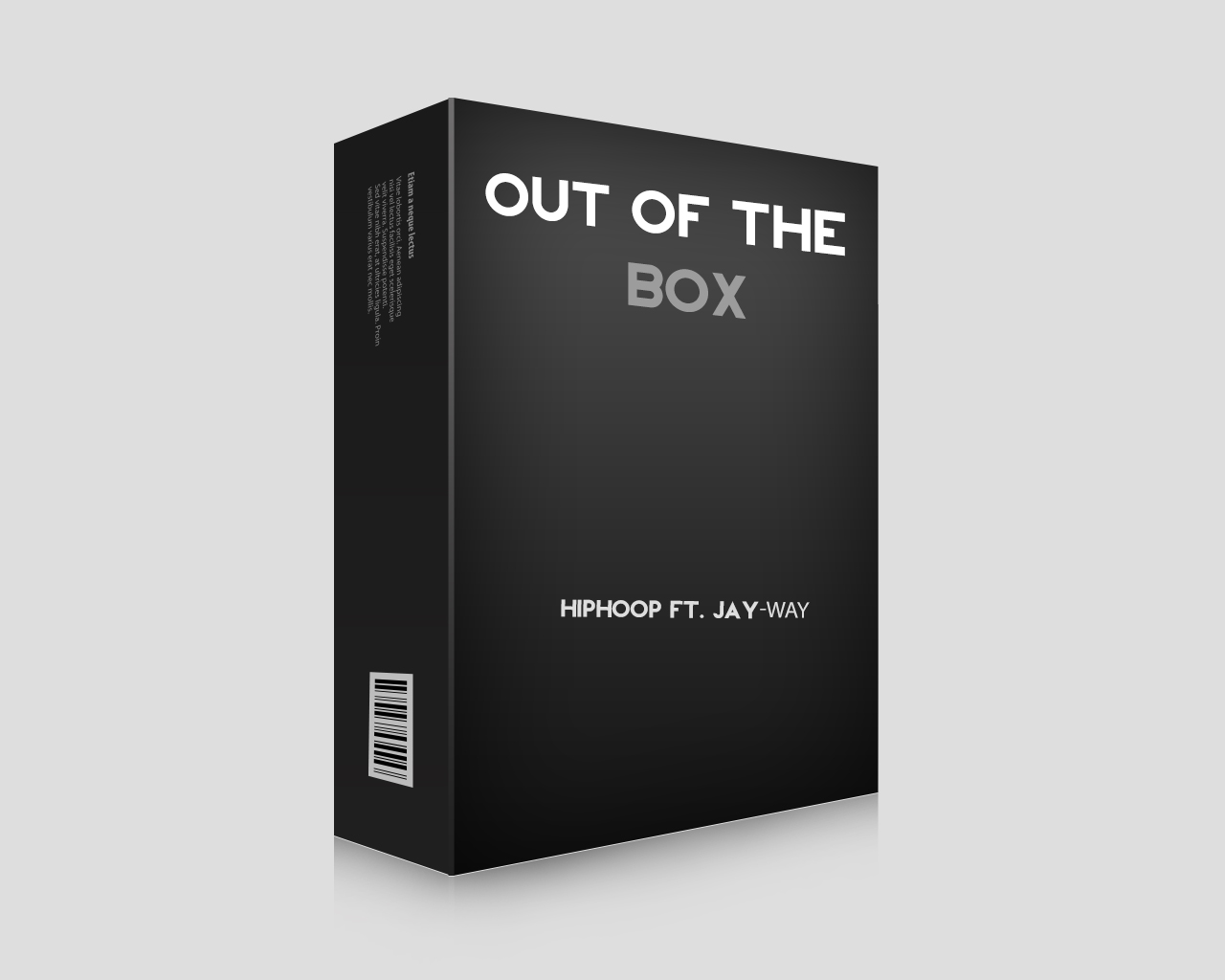 Product Box Design Template Stichting Hipho O P